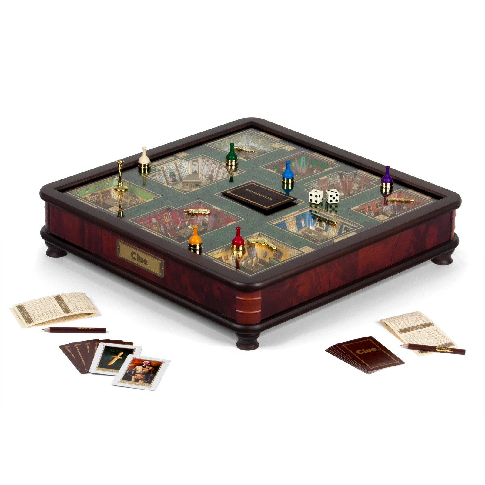 Clue Luxury Edition Board Game Circuit Games