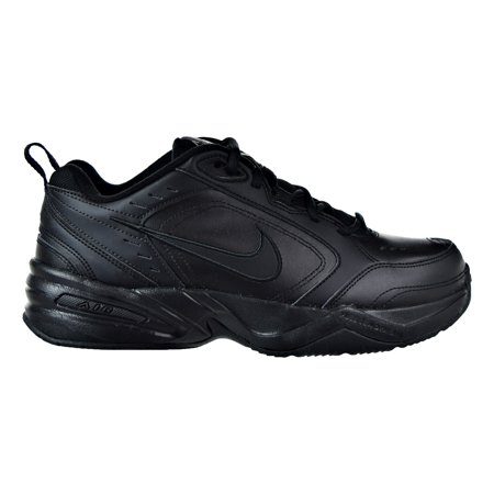 Nike Air Monarch IV Mens Shoes Black/Black 416355-001 (Nike Shoes Lunar Men)