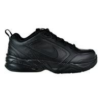 Nike Air Monarch IV Mens Shoes Black/Black 416355-001