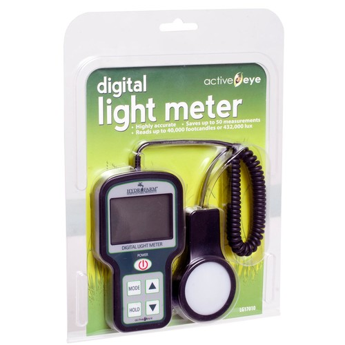 Hydrofarm Digital Light Meter