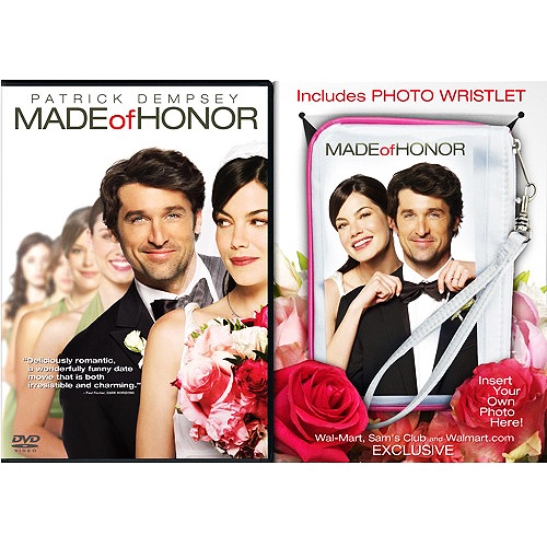 Made Of Honor (DVD + Photo Wristlet Purse) (Full Frame, Widescreen)