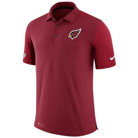 Arizona Cardinals Nike Sideline Team Issue Logo Performance Polo - (Sideline Performance Polo)