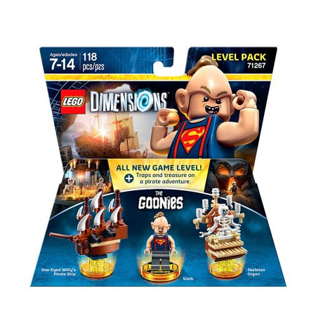 Lego Dimensions Goonies Fun Pack