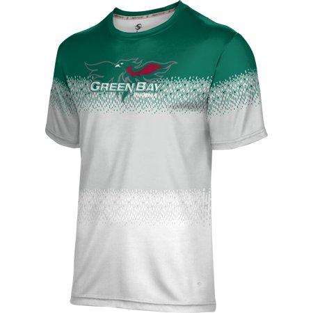 ProSphere Men's University of Wisconsin Green Bay Drip Tech Tee](Halloween University Of Wisconsin)