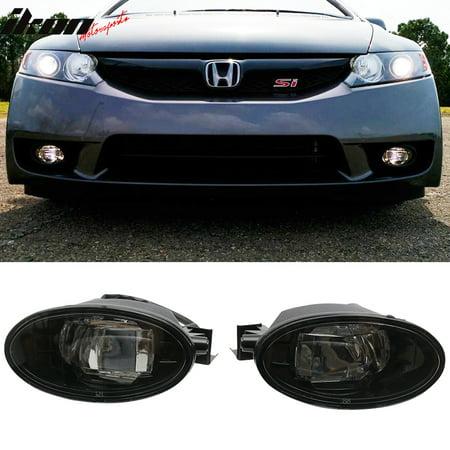 Fits Honda Civic CRZ Fit Odyssey Acura LED Fog Lamp & Positon Lamp HD806-LED