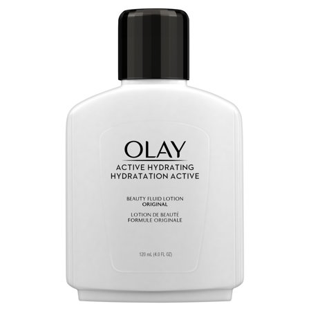 Olay Active Hydrating Beauty Moisturizing Lotion, 4.0 fl oz