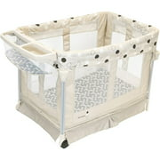 The First Years Up n Down Playard Naturalization Khaki and Black