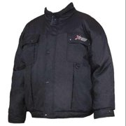 Bomber Jacket,Insulated,Black,M FW004-420