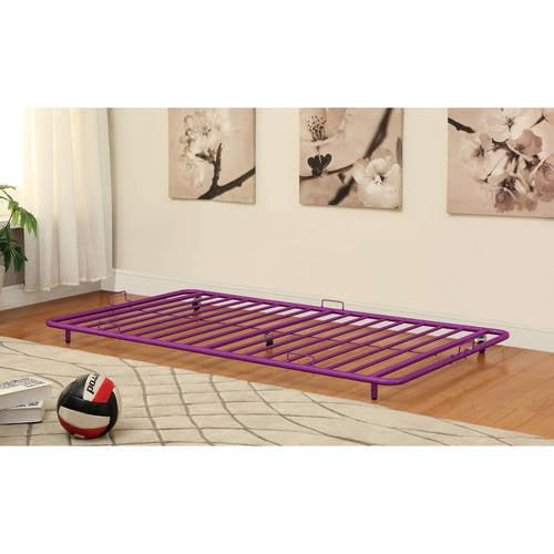 Furniture of America Akina Metal Twin Size Trundle Bed