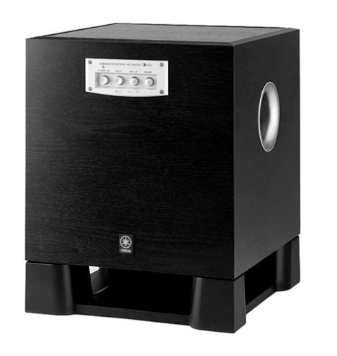 Yamaha Corporation of America SW315 Subwoofer System - Black Ash