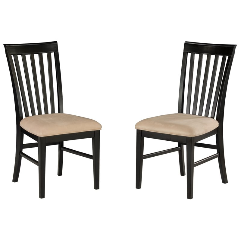 Furniture Montreal: Atlantic Furniture Montreal Dining Chair In Espresso (Set