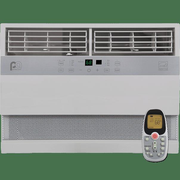 Perfect Aire 12,000 BTU Flat Panel Window Air Conditioner 4FPC12000