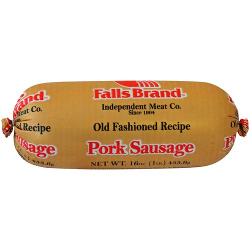 Falls Brand Mild Pork Sausage, 16 oz