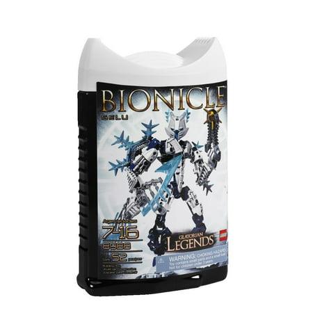 LEGO Bionicle Legends Gelu - Lego Bionicle Visorak