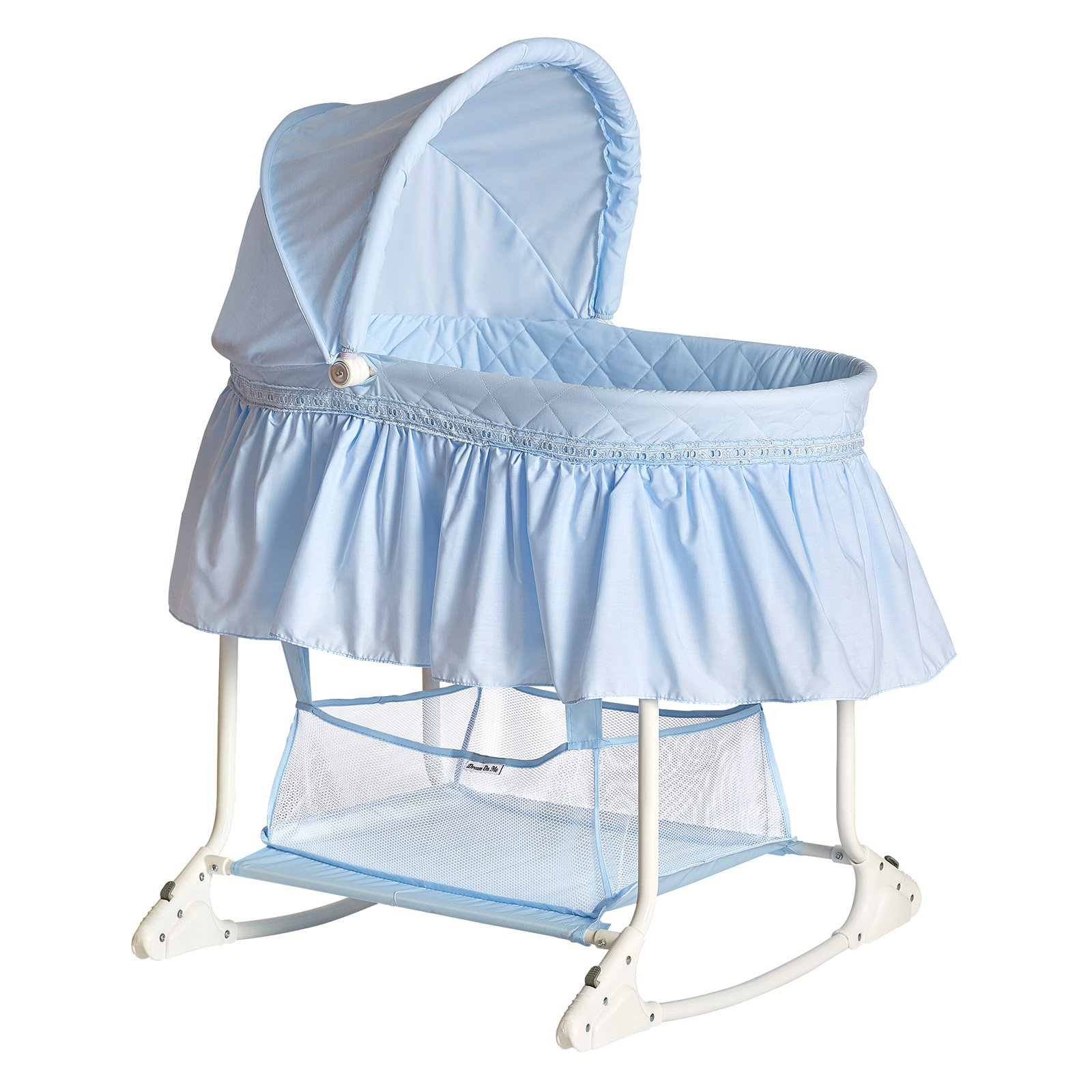 Dream On Me Willow Bassinet Pink
