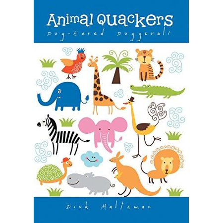 Animal Quackers : Dog-Eared Doggeral!