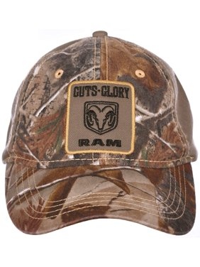 73e6cb10 Product Image H3 Headwear Guts Glory RAM Logo Adjustable Cap with TRUE  TIMBER Camouflage