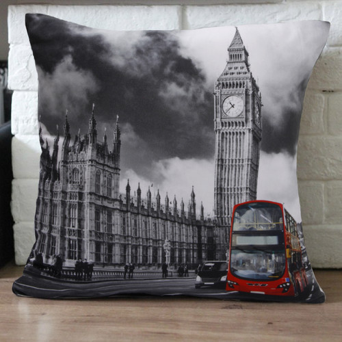 Jovi Home London Cotton Pillow Cover (Set of 2)