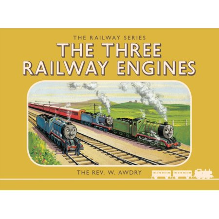 Thomas the Tank Engine: The Railway Series: The Three Railway Engines (Classic Thomas the Tank Engine) - Engine Headcover
