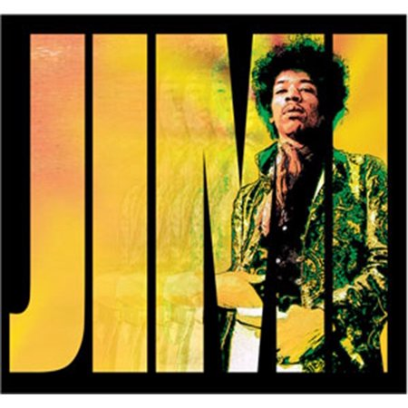 JIMI Hendrix In Jimi, Officially Licensed Original Artwork, High Quality, 4