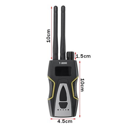 Anti-Spy Detector Hidden Camera GSM Audio Bug Finder GPS Signal Lens RF  - image 6 of 9
