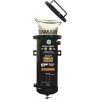 DeVilbiss 130500 CamAir CT30 Series Desiccant Air Dryer/Filter System - Wall Mount