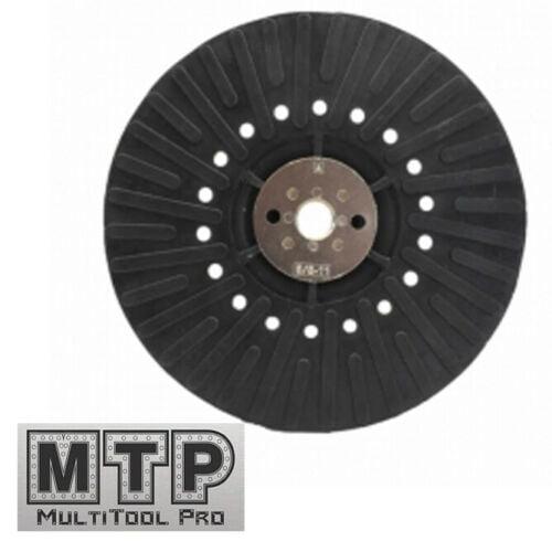 "5 Pack 7/"" x 5//8/""-11 Resin Fiber Disc Backing Pad w// Lock Nut for Angle Grinder"