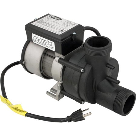 Pump, Bath, BWG Vico WOW, 5.5A, 115V, w/Air Switch & Cord,