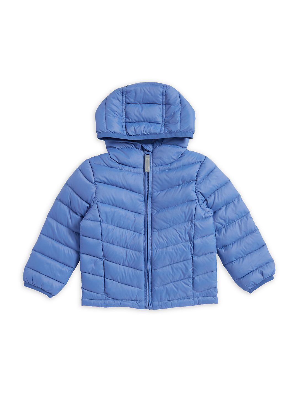 Little Boy's Down-Filled Puffer Jacket
