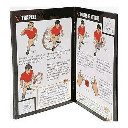 Duncan Yoyo Trick Book By Steve Brown  3103Bk