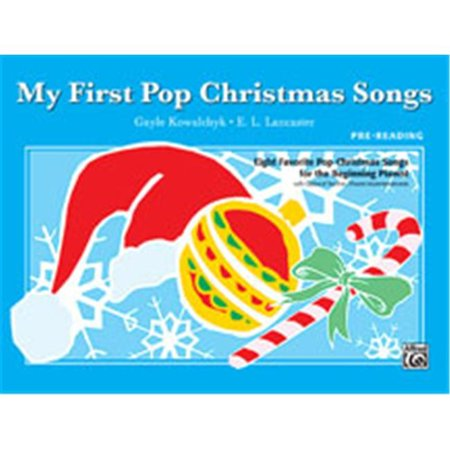 My First Pop Christmas Songs - Arr. Gayle Kowalchyk and E. L. Lancaster ()
