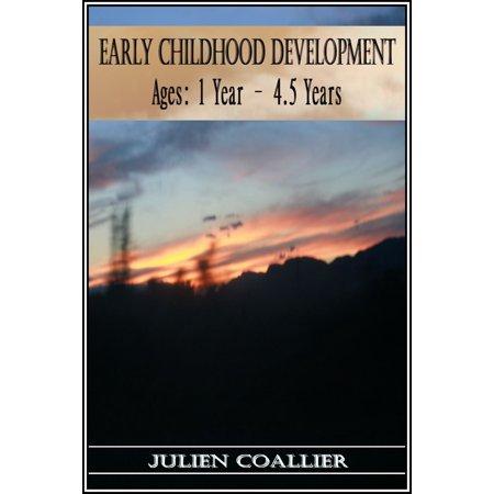 Early Childhood Development - eBook