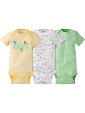 Product Image Newborn Baby Boy or Girl Unisex Onesies Bodysuits Assorted c6a91b0ca