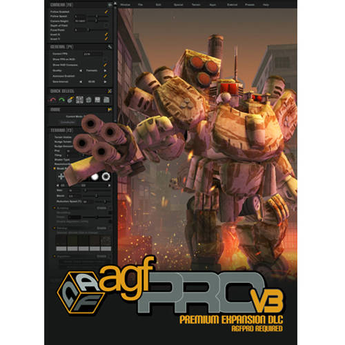 Axis Game Factory Pro Premium DLC(Digital Code) by Axis Game Factory