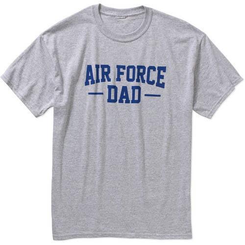Men's Air Force Dad Short Sleeve Tee