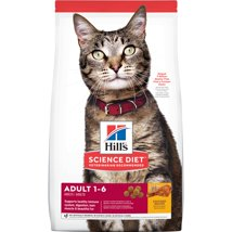 Cat Food: Hill's Science Diet Adult
