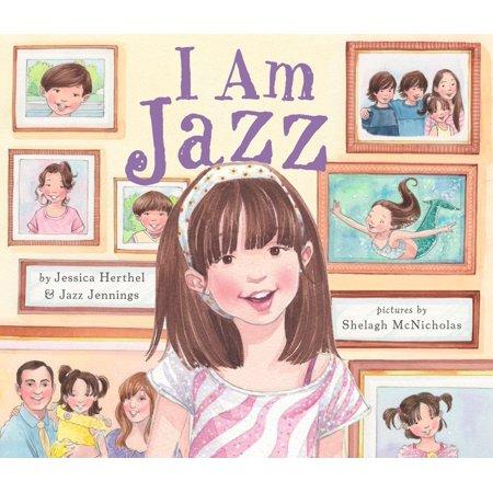 I Am Jazz (Hardcover)