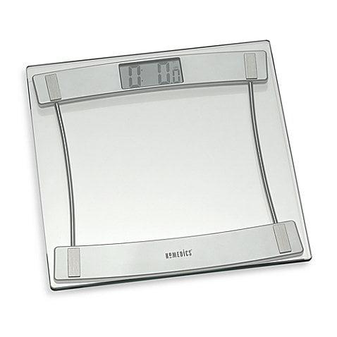 Homedics Gl Digital Bathroom Scale