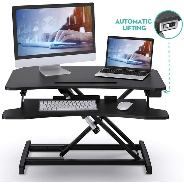 Standing Desk Converter 34 Inch Wide, Standing Desk Platform