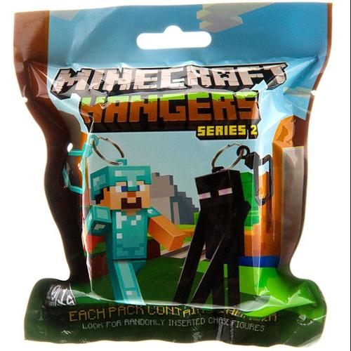 Minecraft Action Figure Hangers In Blind Bag - Party Supplies