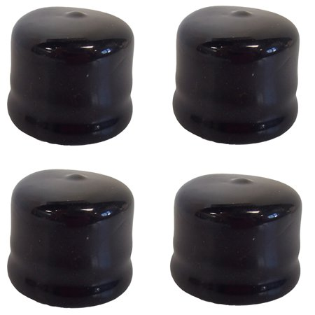 104757X428 Four Wheel Axle Hub Caps For Craftsman Husqvarna AYP 532104757 - Kuryakyn Axle Caps