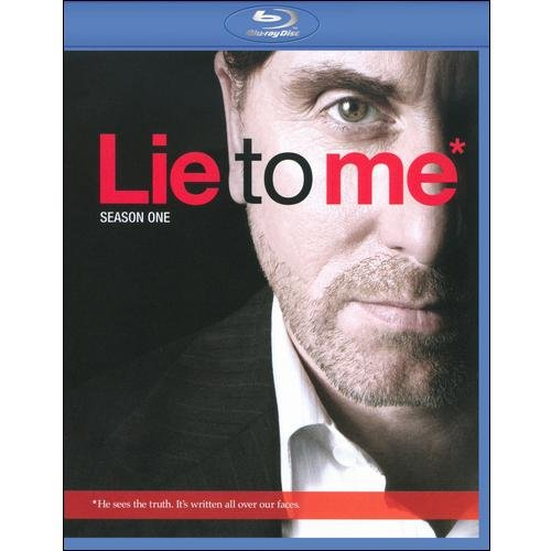 Lie To Me: Season One (3-Disc) (Blu-ray) (Widescreen)