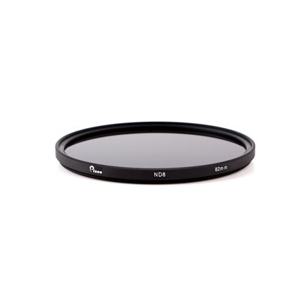 - 82mm Neutral Density 8 ND8 Lens Filter For SLR Digital Camera Camcorder DV