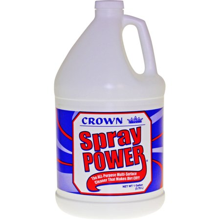 Crown Spray Power All Purpose Multi Surface Cleaner  1 Gal