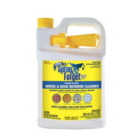 Spray & Forget 7002831 1 gal House & Deck Cleaner