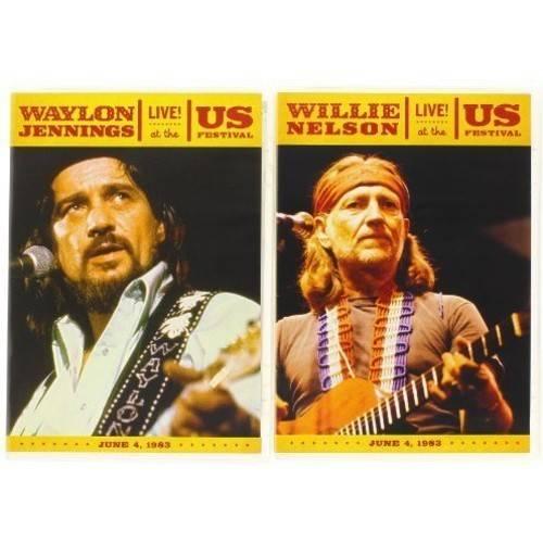Waylon Jennings & Willie Nelson: Live At US Festival 1983 (Music DVD)