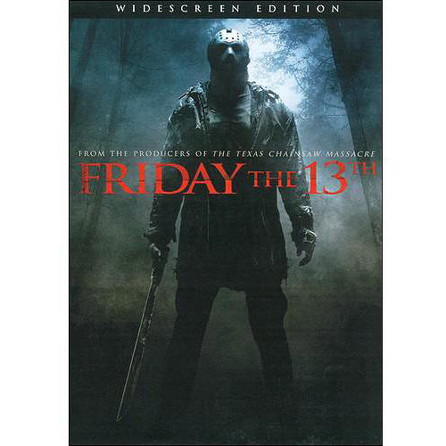 FRIDAY THE 13TH (2009/DVD/R-RATED THEATRICAL VERSION/WS/DC ONLINE)