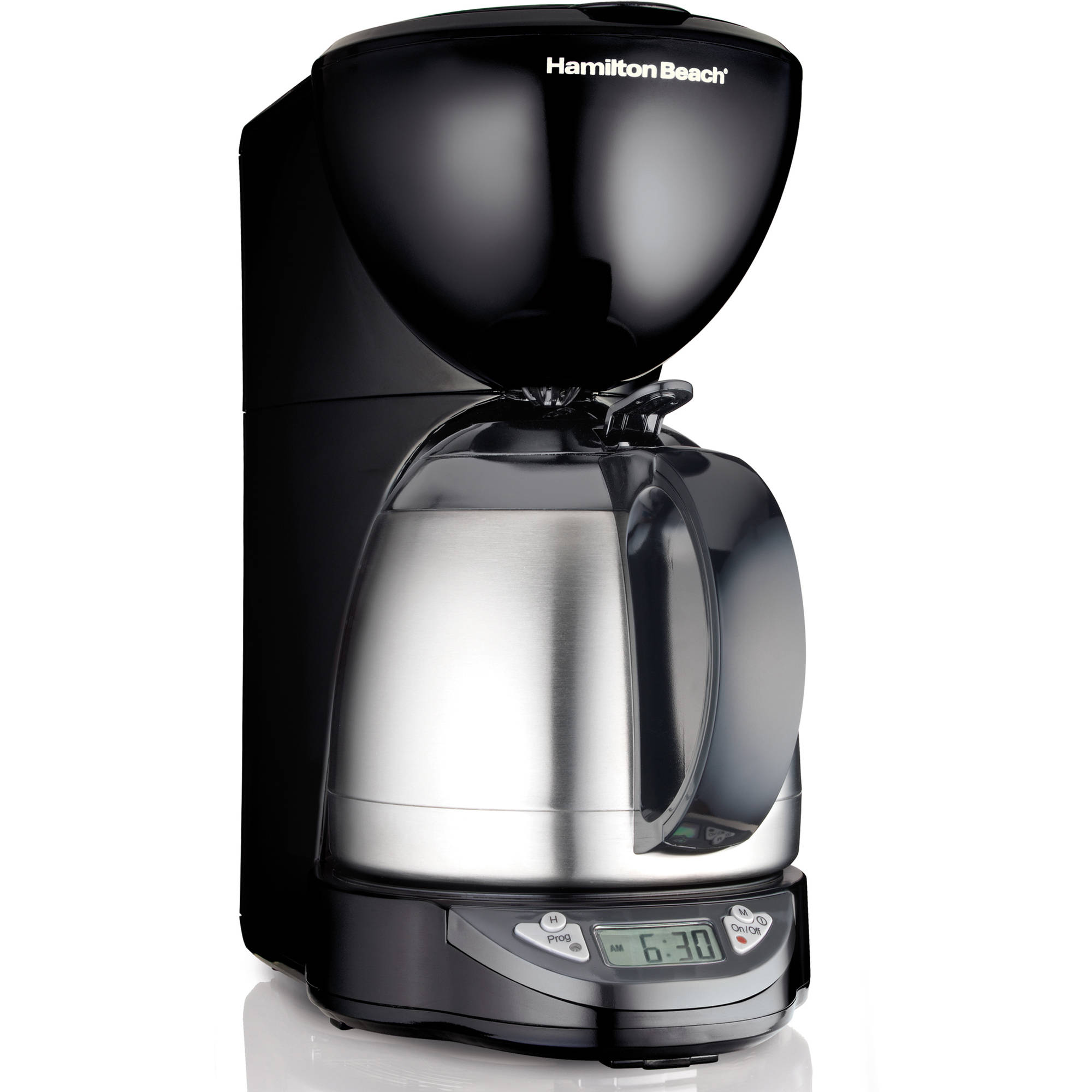 Refurbished Hamilton Beach 10 Cup Programmable Thermal Coffee Maker | Model# R1015