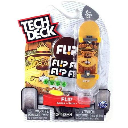 Tech Deck FLIP Series 1 Matt Berger Golden Beaver Ultra Rare