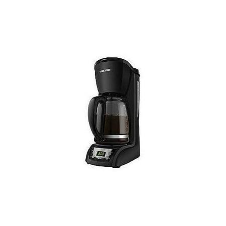 Black And Decker Coffee Maker Model Dlx1050b : Black & Decker DLX1050B - Coffee maker - 12 cups - black - Walmart.com